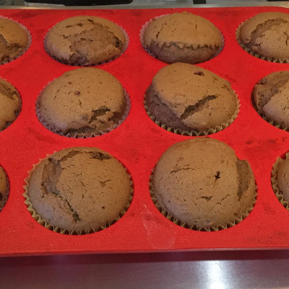 Molasses Spice Muffins Mr. Paisan