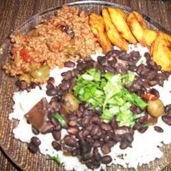 Emilia's Cuban Black Beans Coleman Bell
