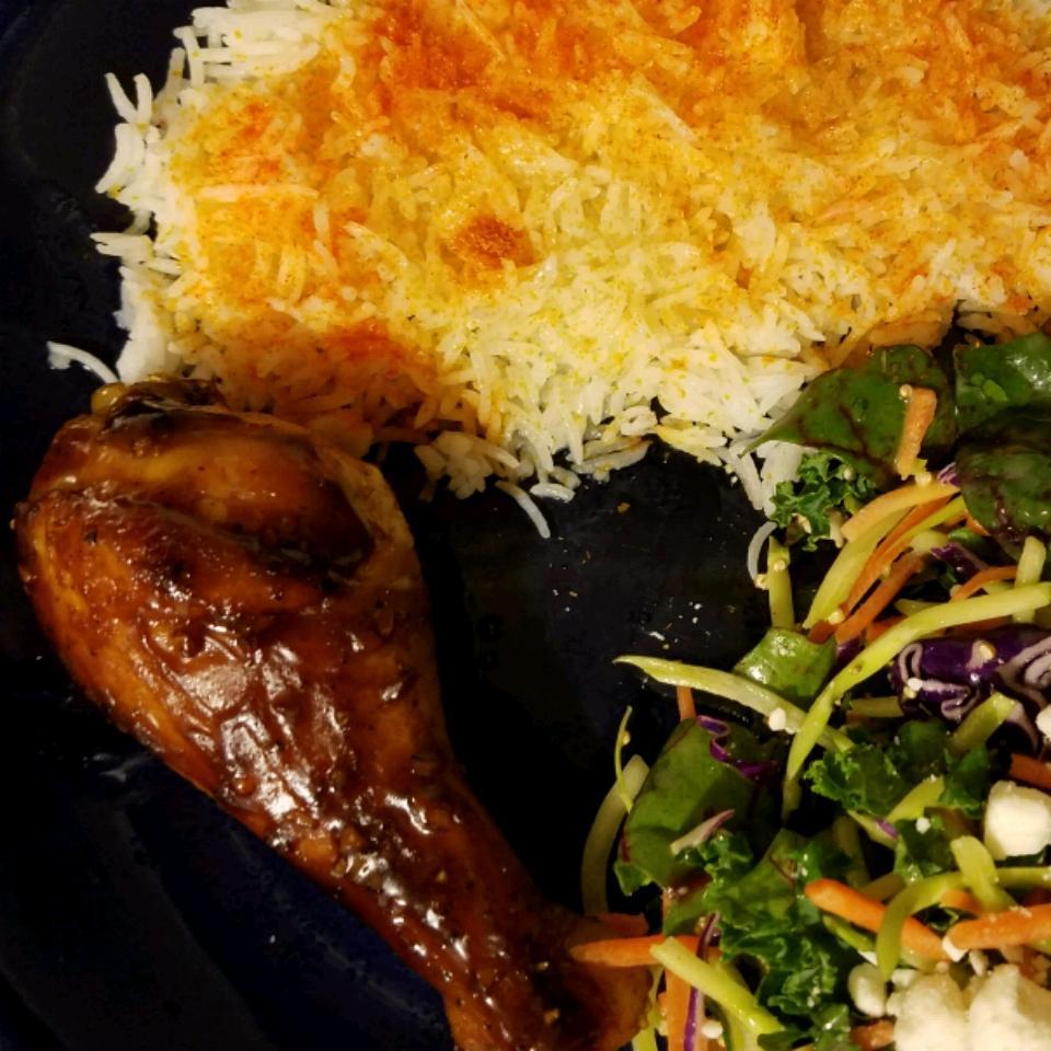 Baked Teriyaki Chicken Onamishion