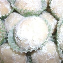 Cream Cheese Snowball Cookies STILLSWEET43