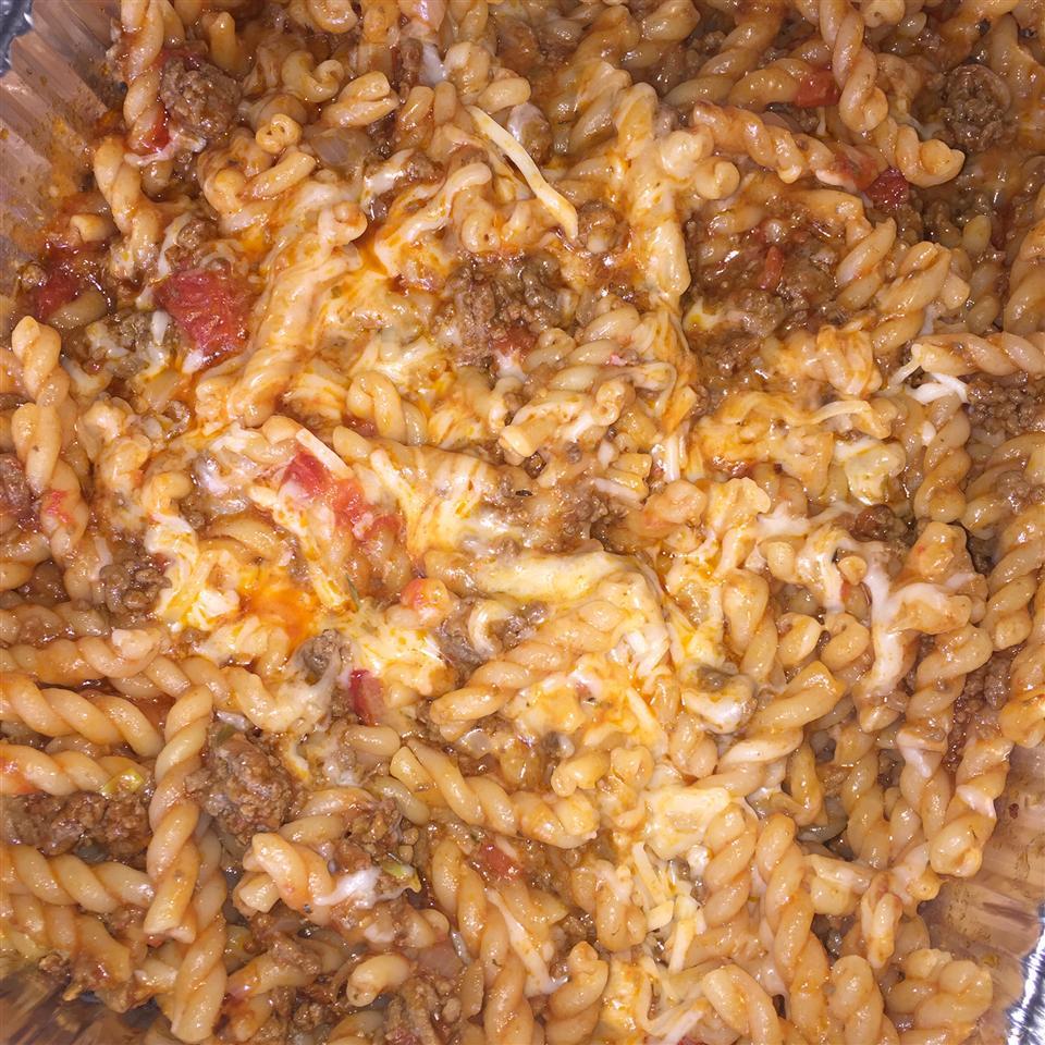 Pressure Cooker Messy Lasagna Kareen