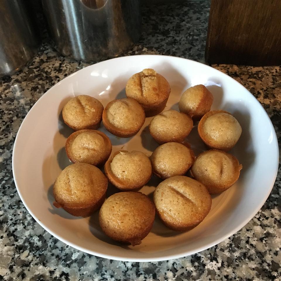 Apricot Muffins Debbie Avinger