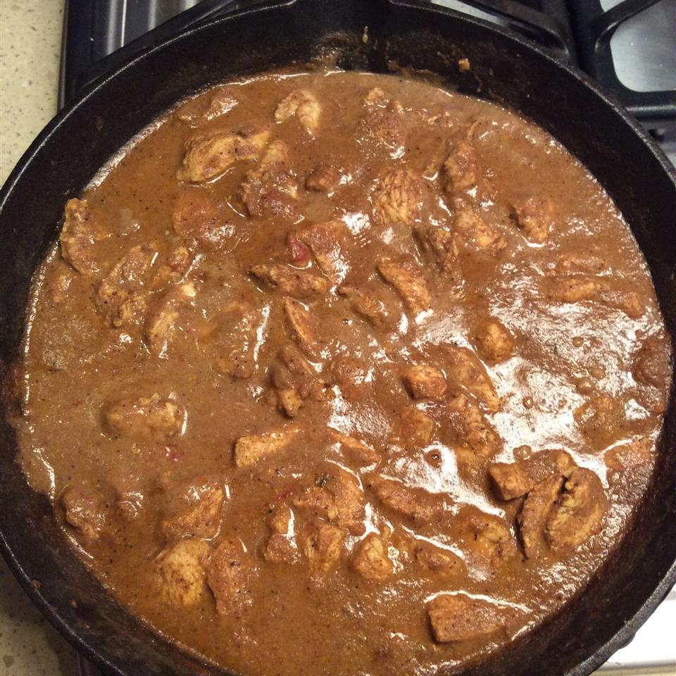 Murgh Makhani (Indian Butter Chicken) Kim Mallory