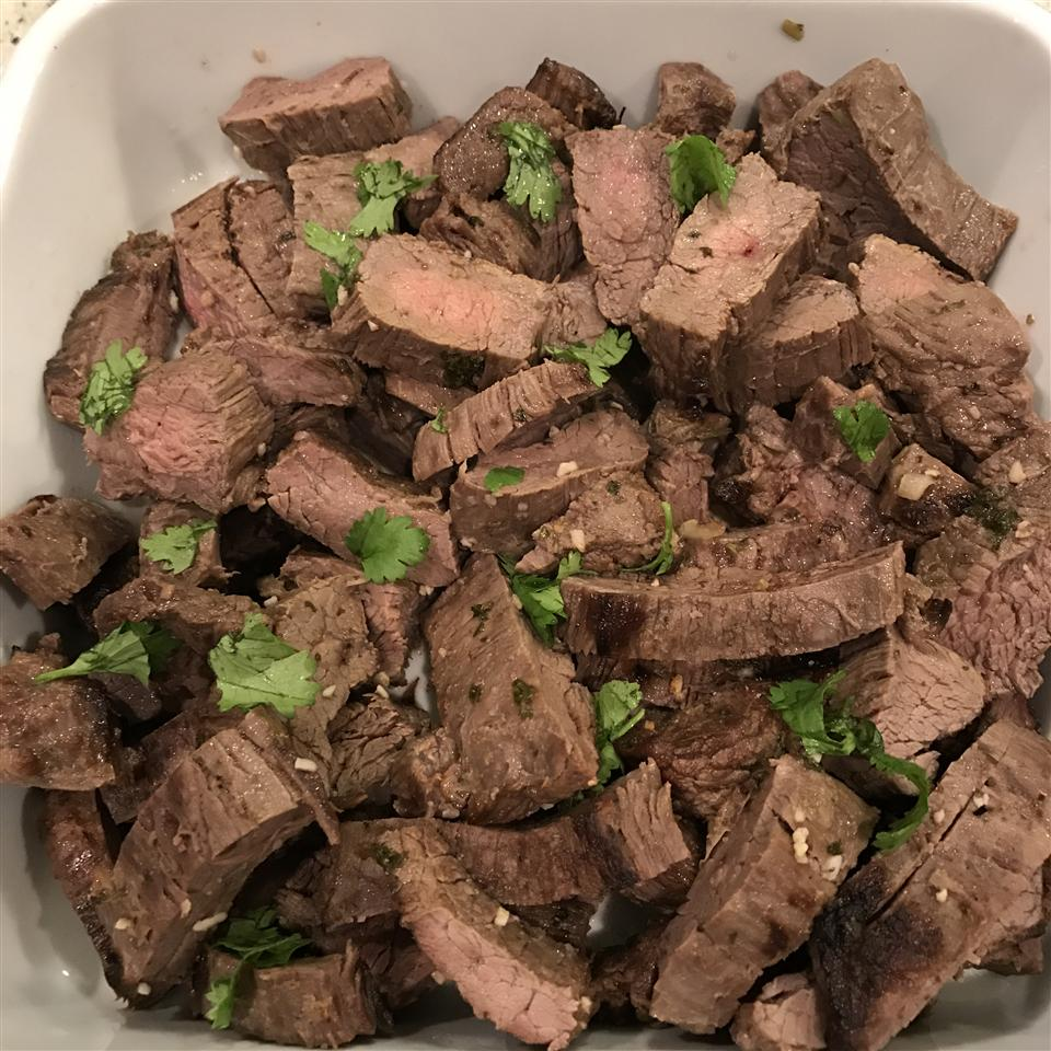 Chef John's Grilled Mojo Beef