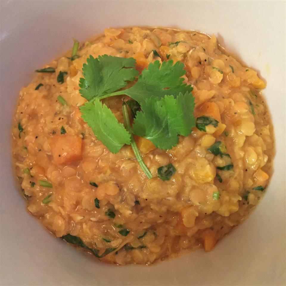 Vegan Red Lentil Soup
