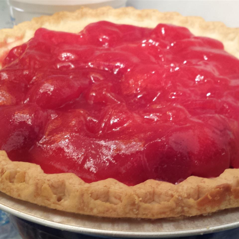 Fresh Strawberry Pie I Casablancaise