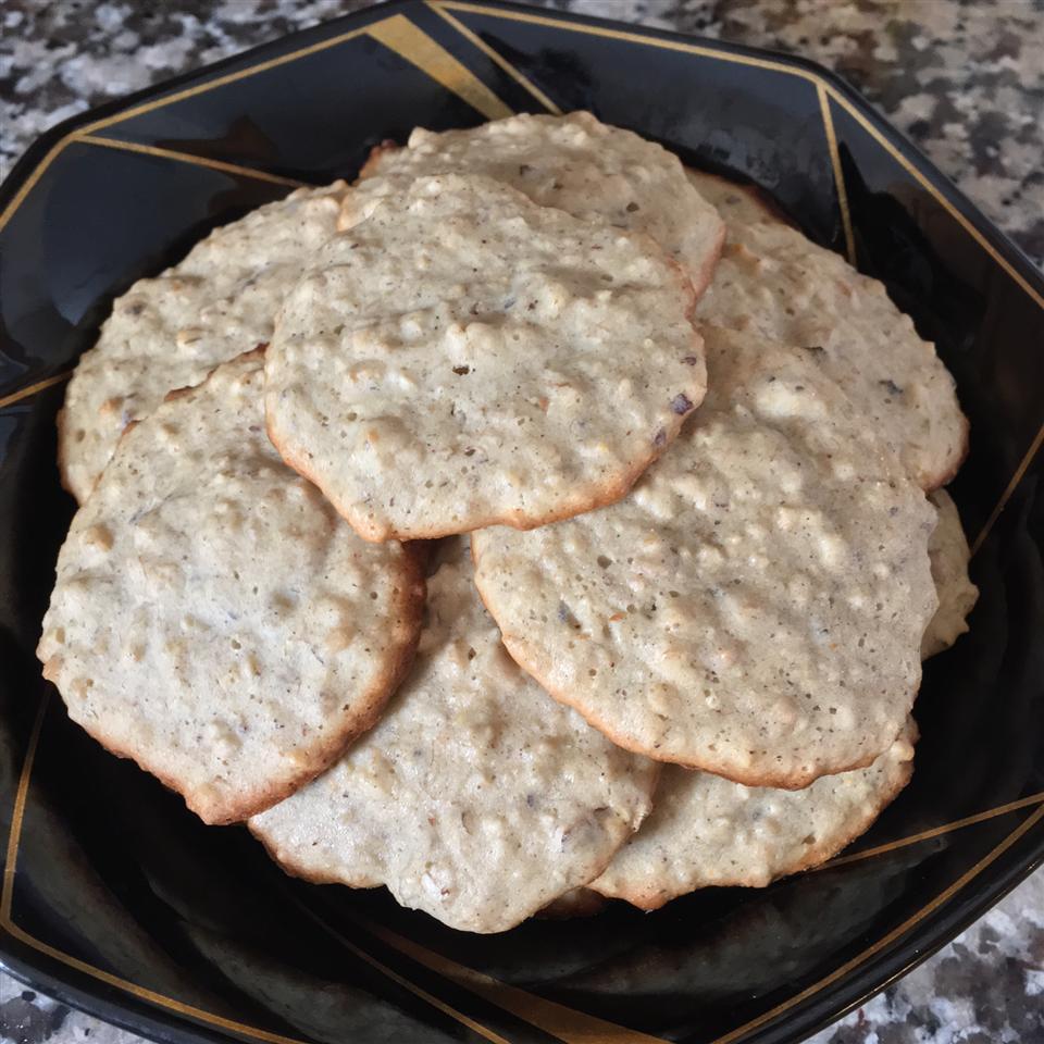 Banana Oatmeal Cookie foodforjay89