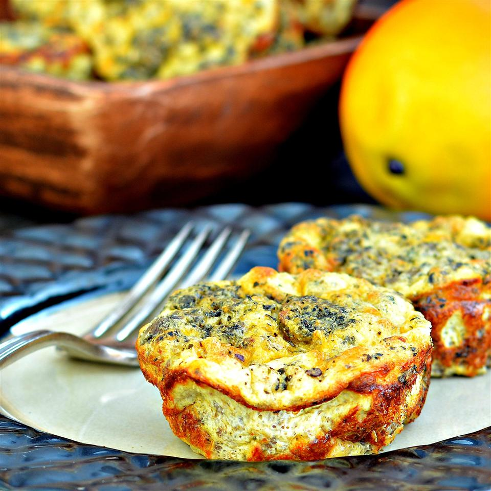 Egg Muffin Cakes