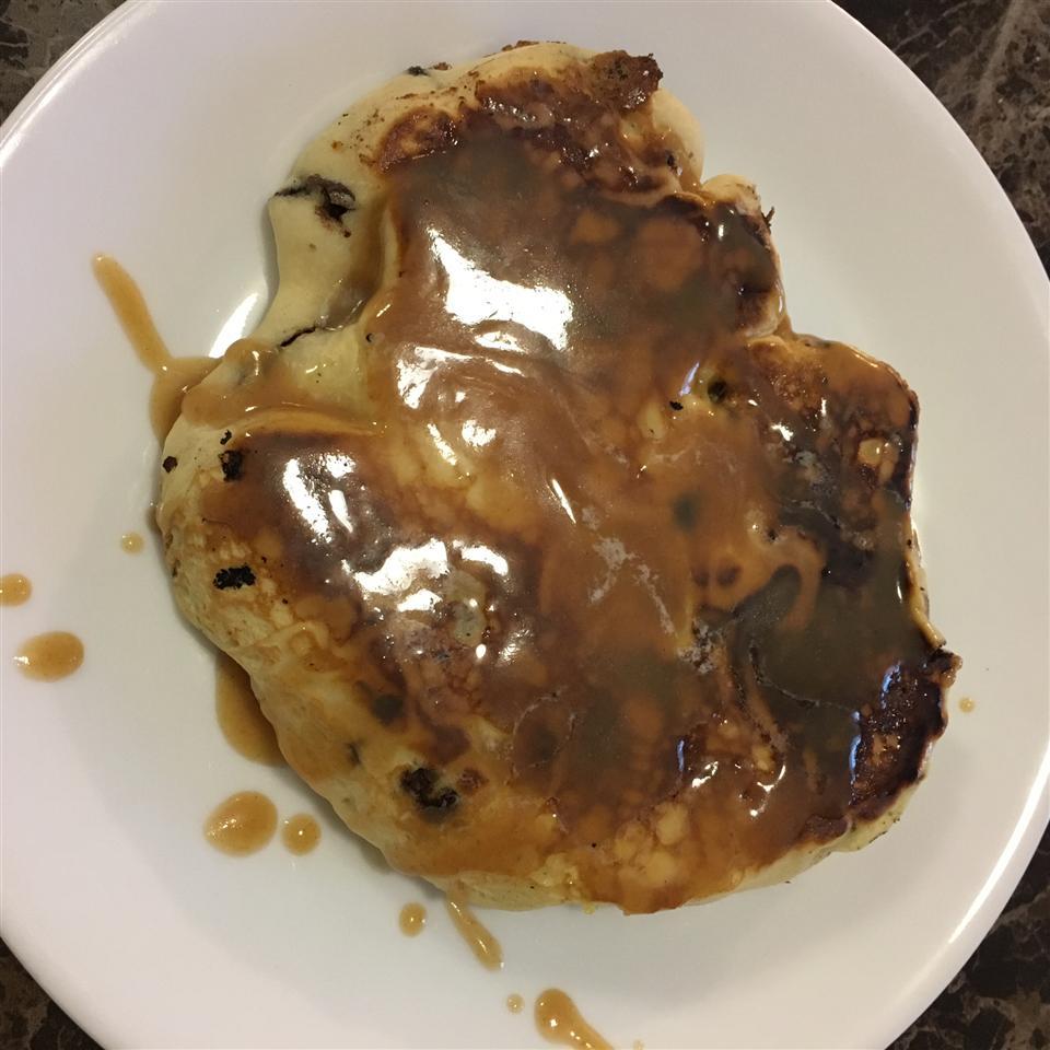 Banana Chocolate Chip Pancakes Shawn