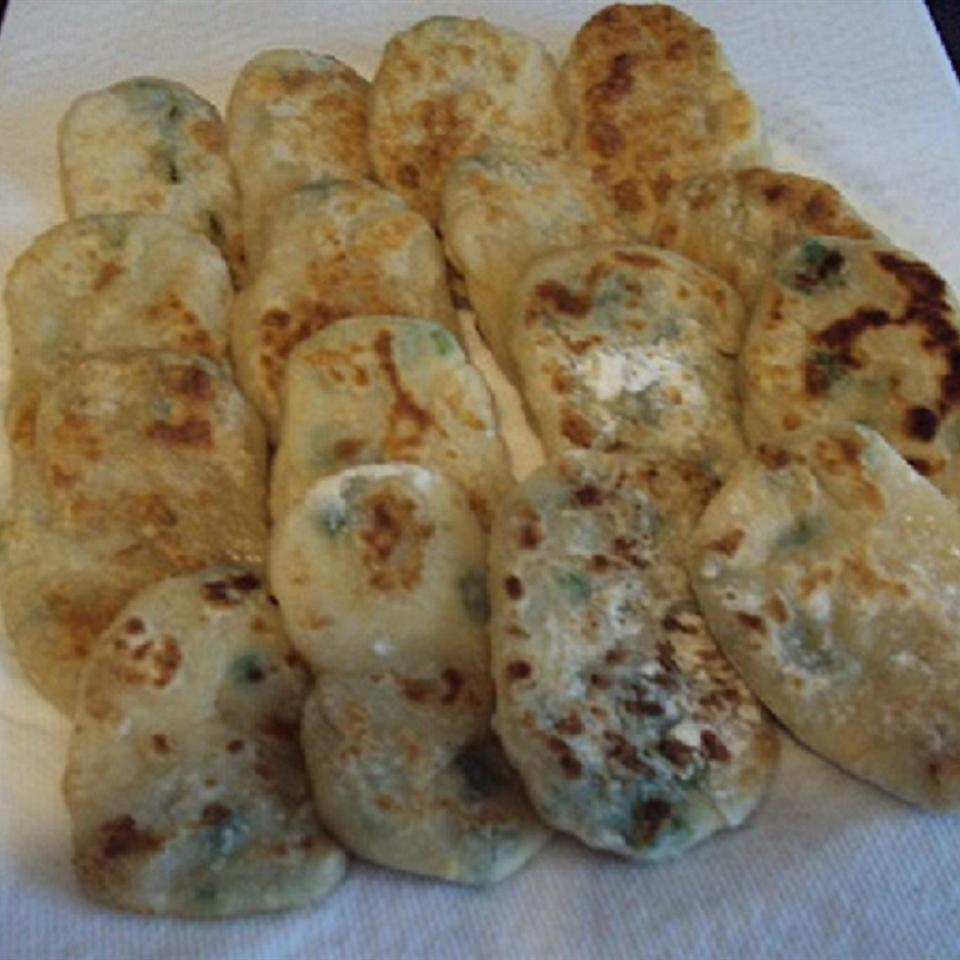 Green Onion Cakes zyxst