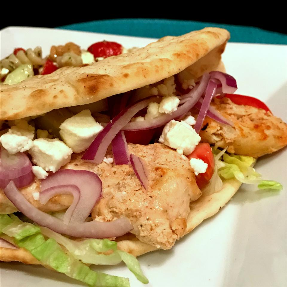 Lebanese Chicken Shawarma Christopher Walters
