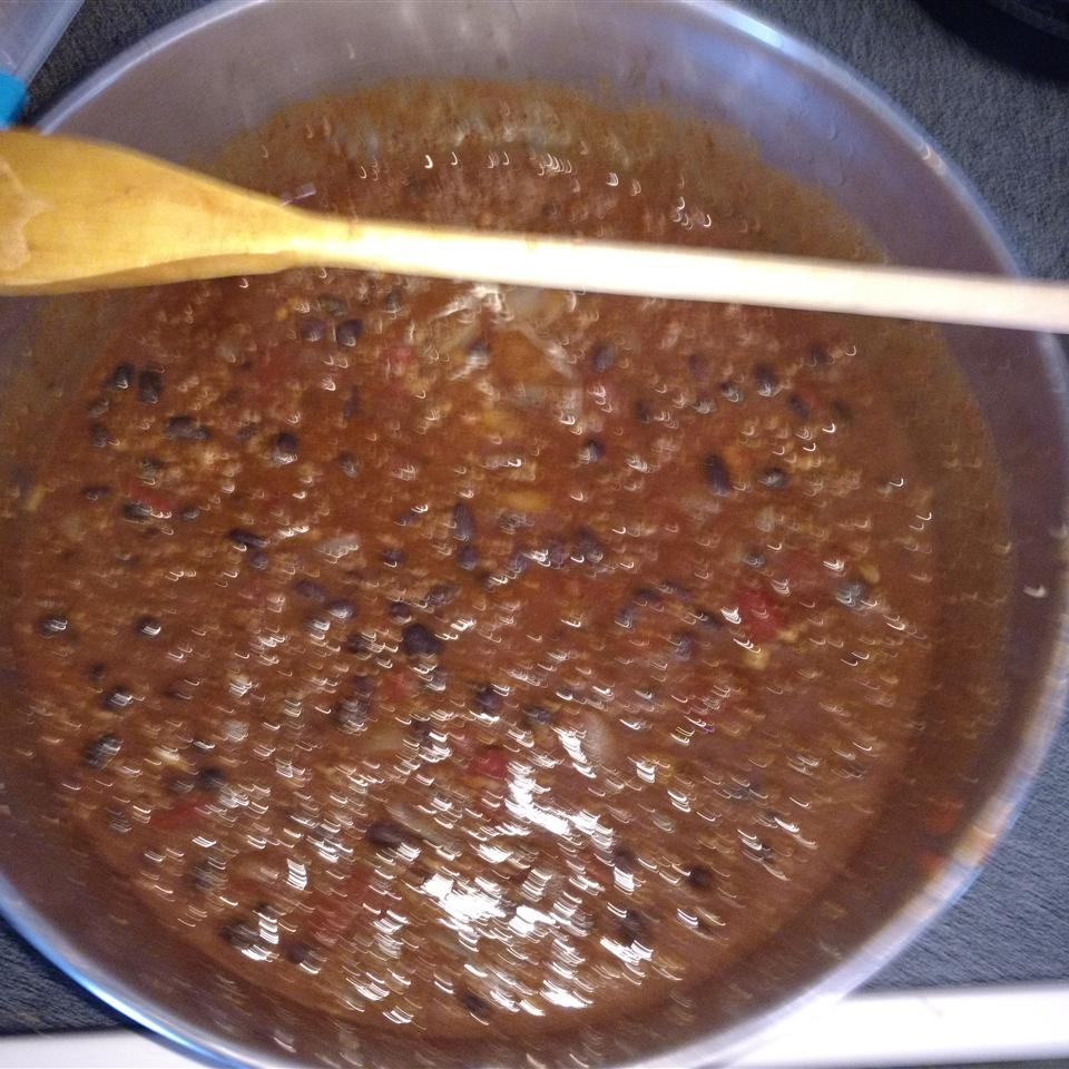 Fantastic Black Bean Chili Mike Bauer