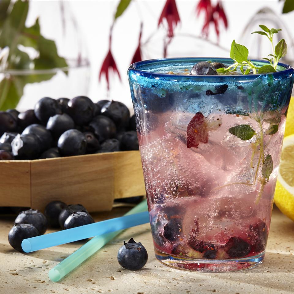 Blueberry Stevia Lemonade Allrecipes Trusted Brands