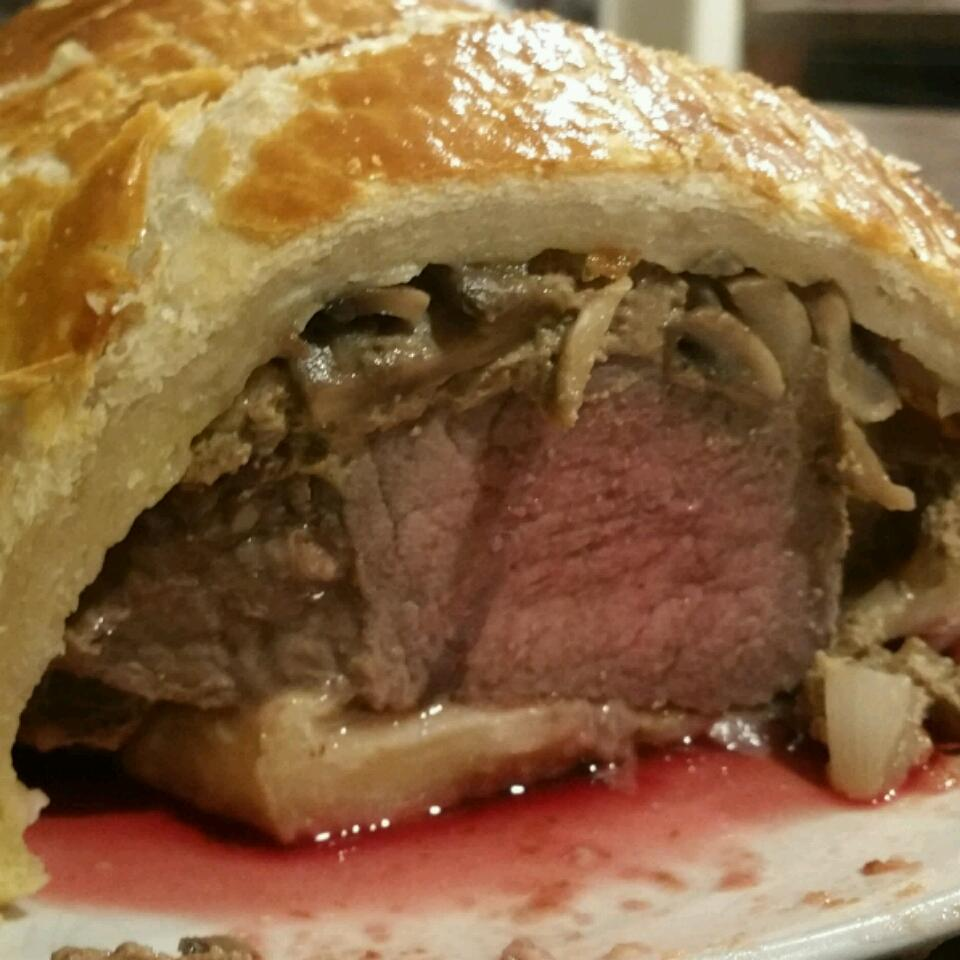 Beef Wellington Courtney Brownell