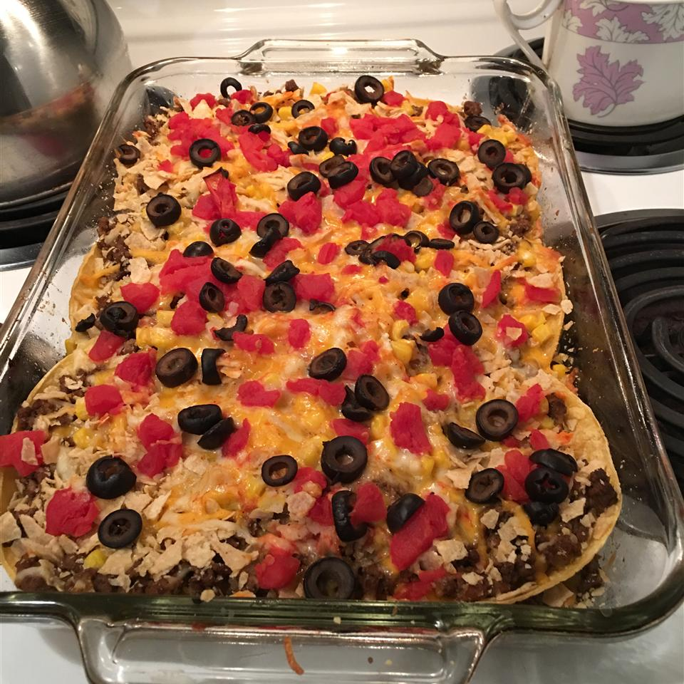 Taco Tuesday Casserole Janine Bilger Bunch