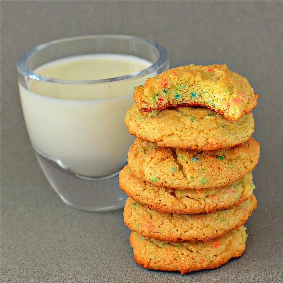 Funfetti® Cake Mix Cookies