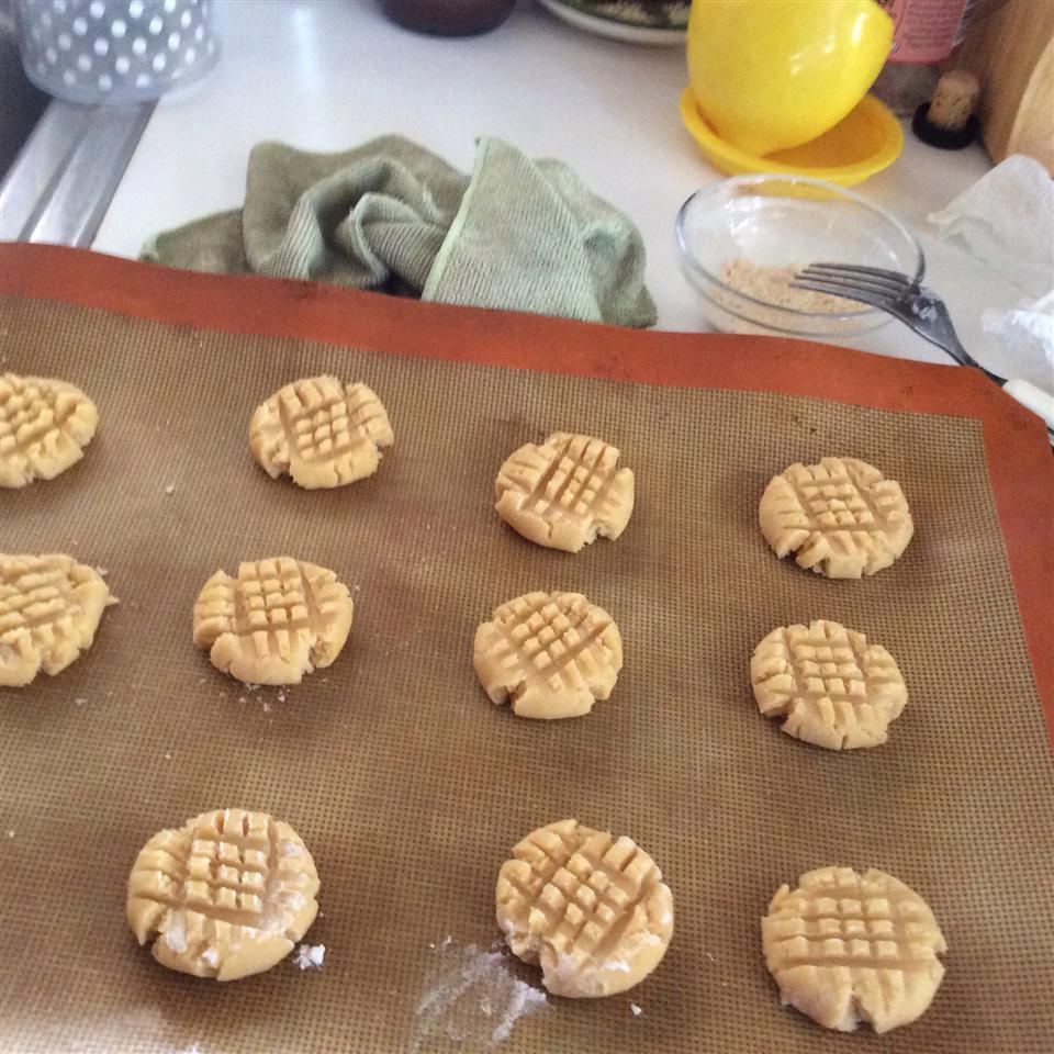 Gluten-Free Coconut Flour Shortbread Cookies Alisa Kubo