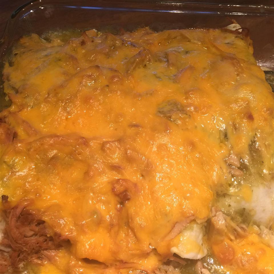 Salsa Verde Pork leathermom807
