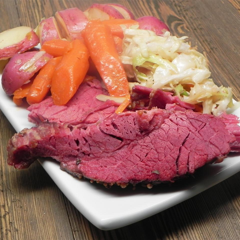 Corned Beef Irish Feast