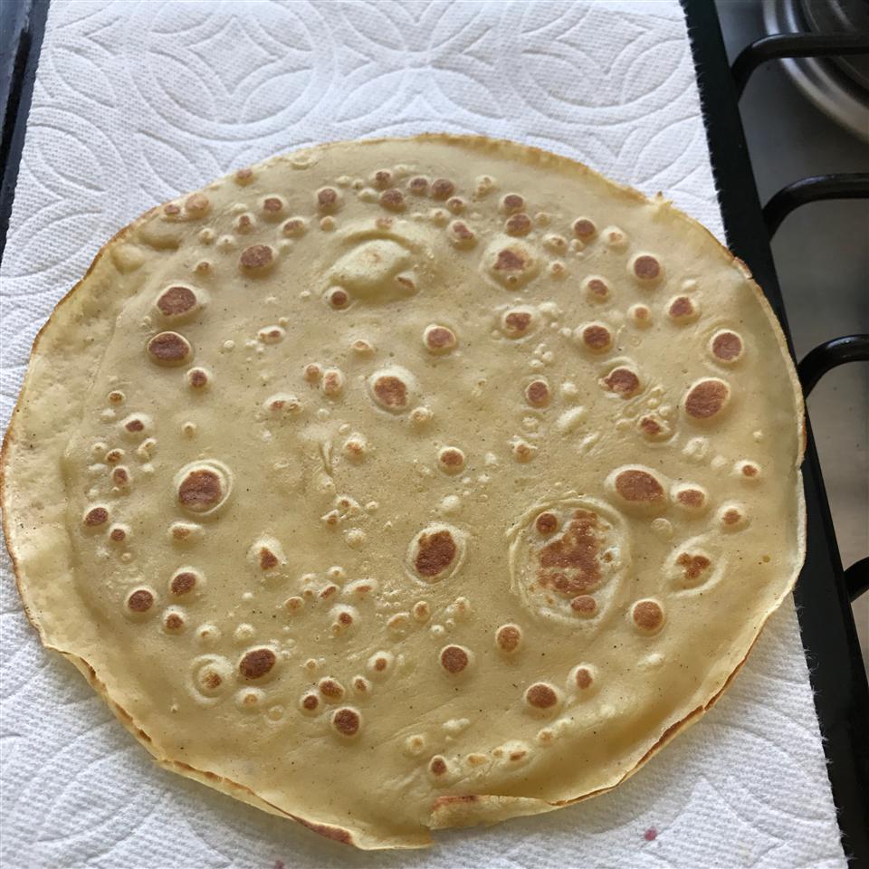 Norwegian Pancakes - Pannekaken Offdisplay