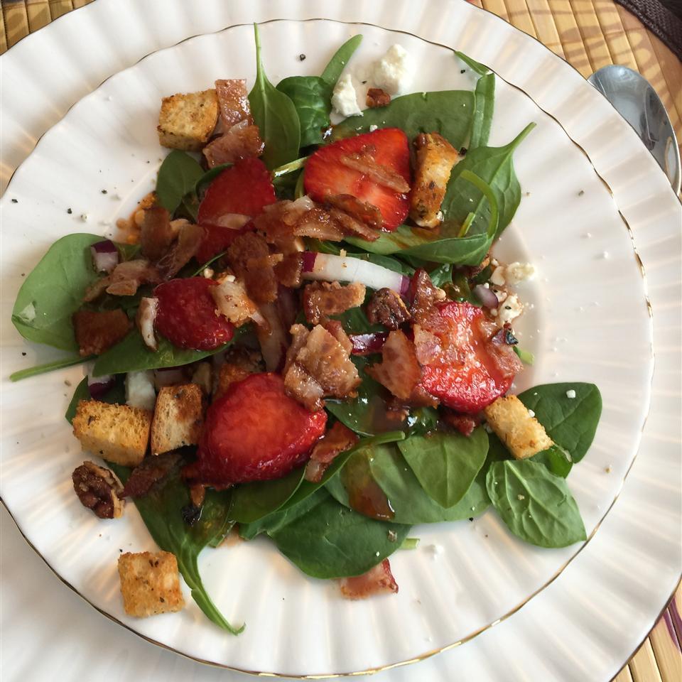 Spinach Salad Dressing Superscaler