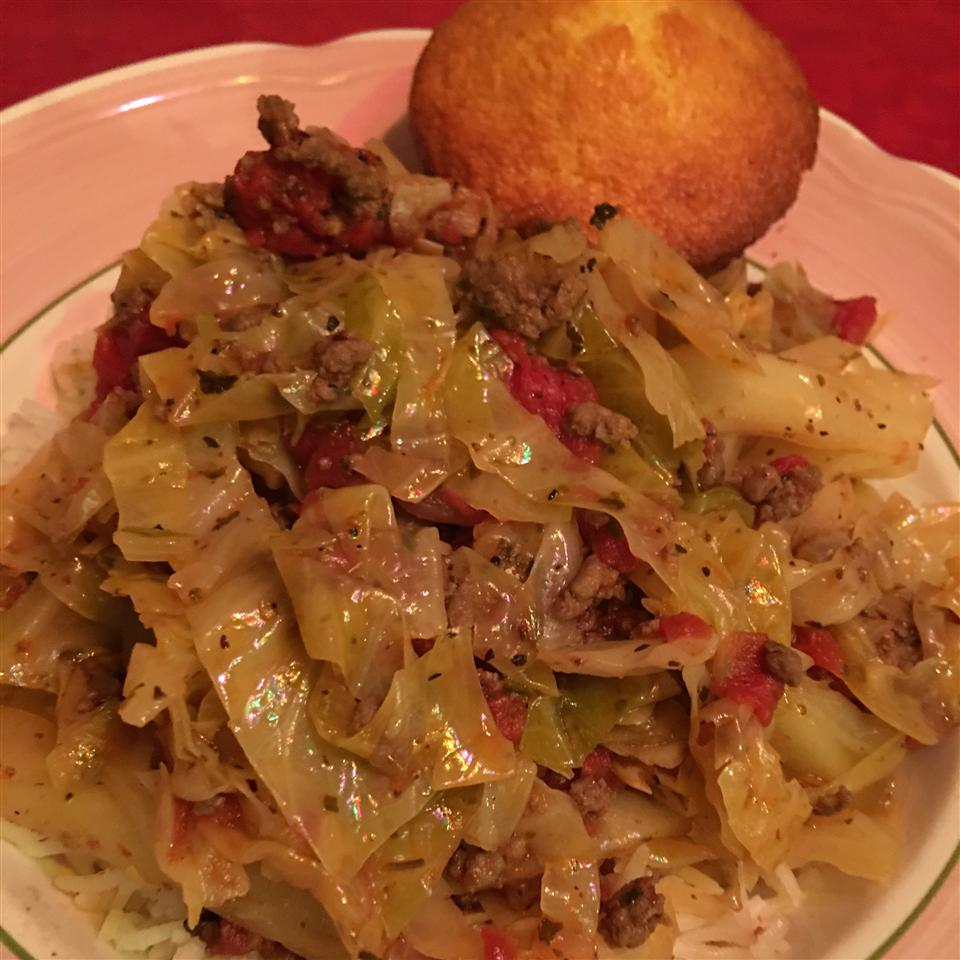 Ground Beef and Cabbage nanci15dead