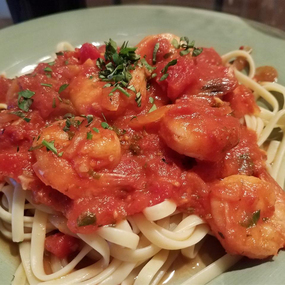 Chef John's Shrimp Fra Diavolo PMtz19