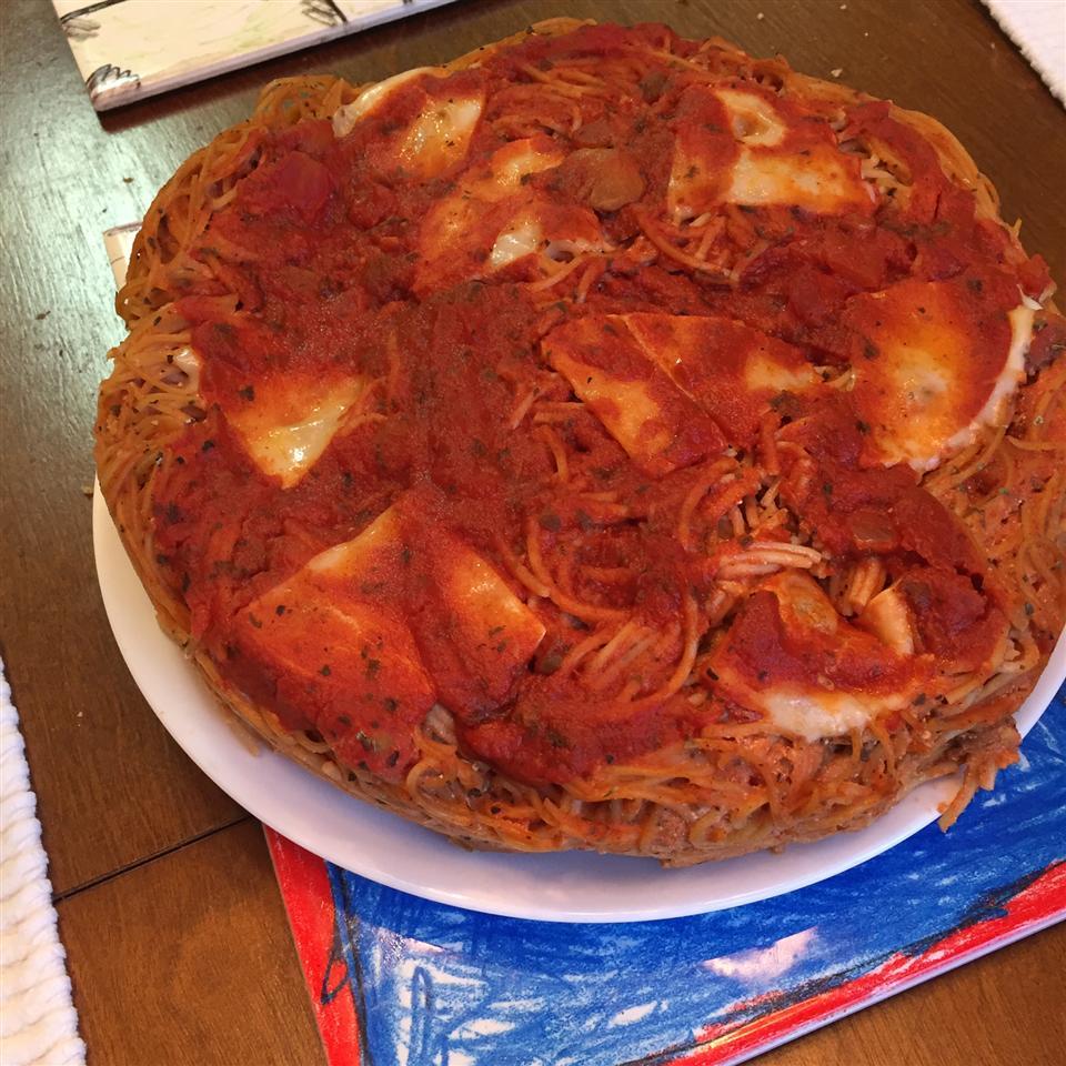 Spaghetti Torte