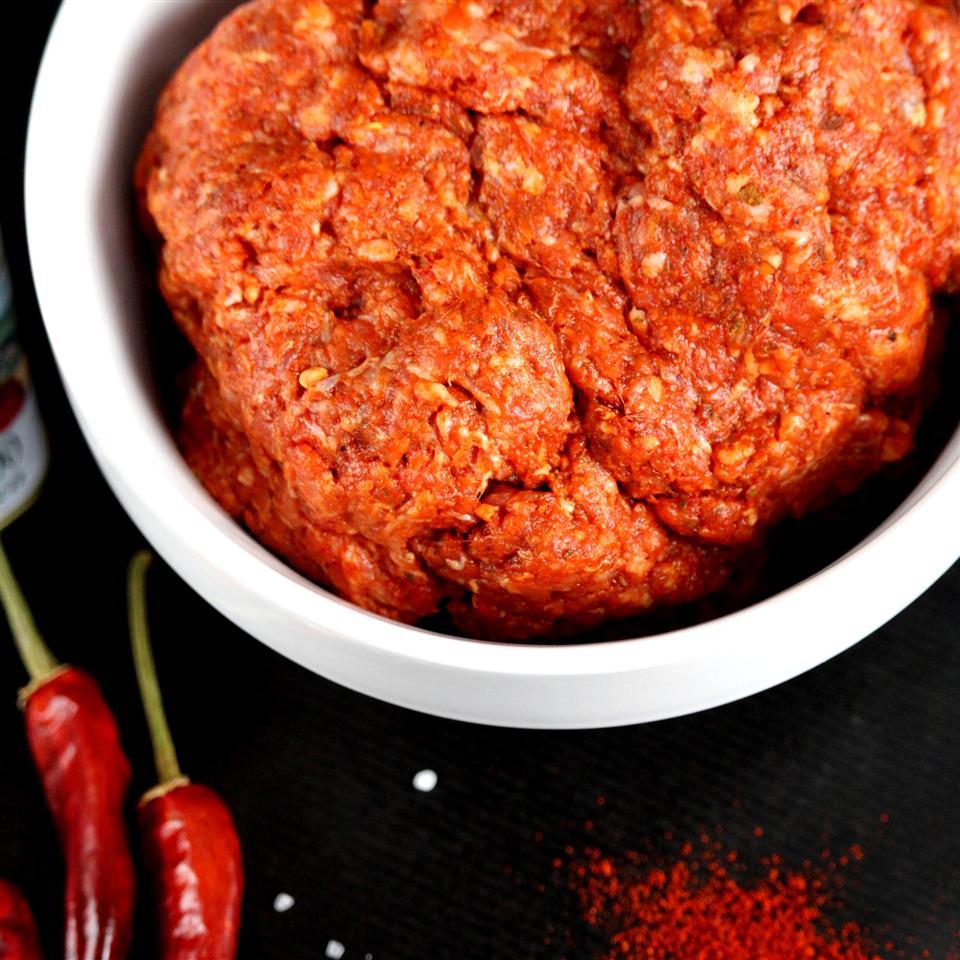 Turkey Chorizo (Loose, not Encased)