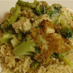 Broccoli Chicken Divan