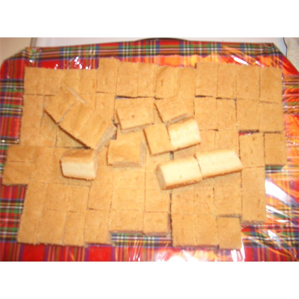 Scottish Shortbread III