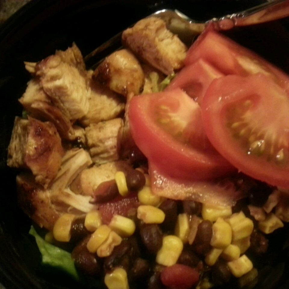 Chicken Fiesta Salad rachelrae83