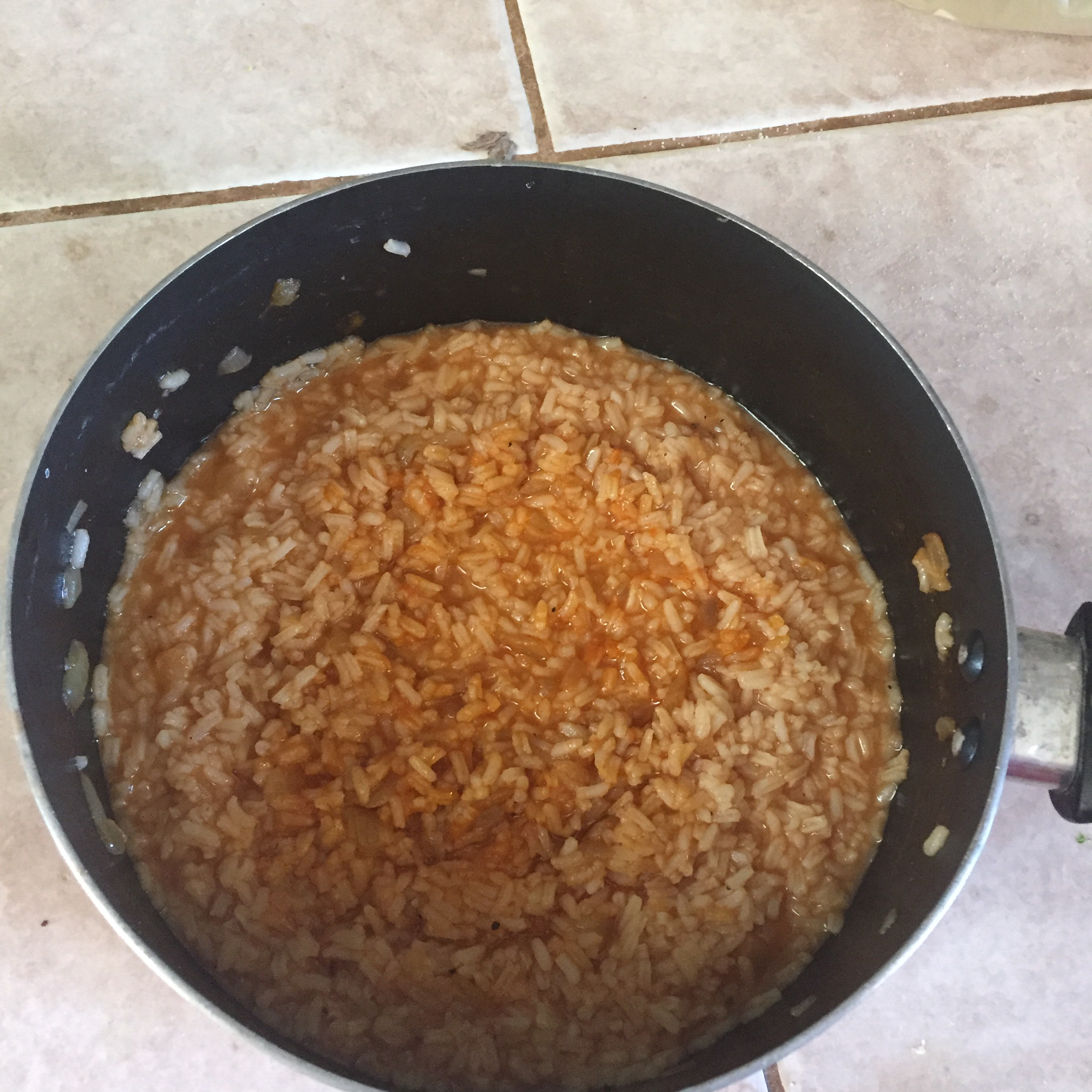 Maria's Mexican Rice Sky Hitchcock