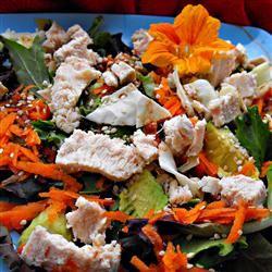 Quick Chinese Chicken Salad Nichele