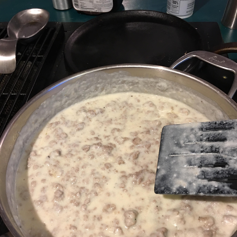 Sausage Gravy I Lovetocook