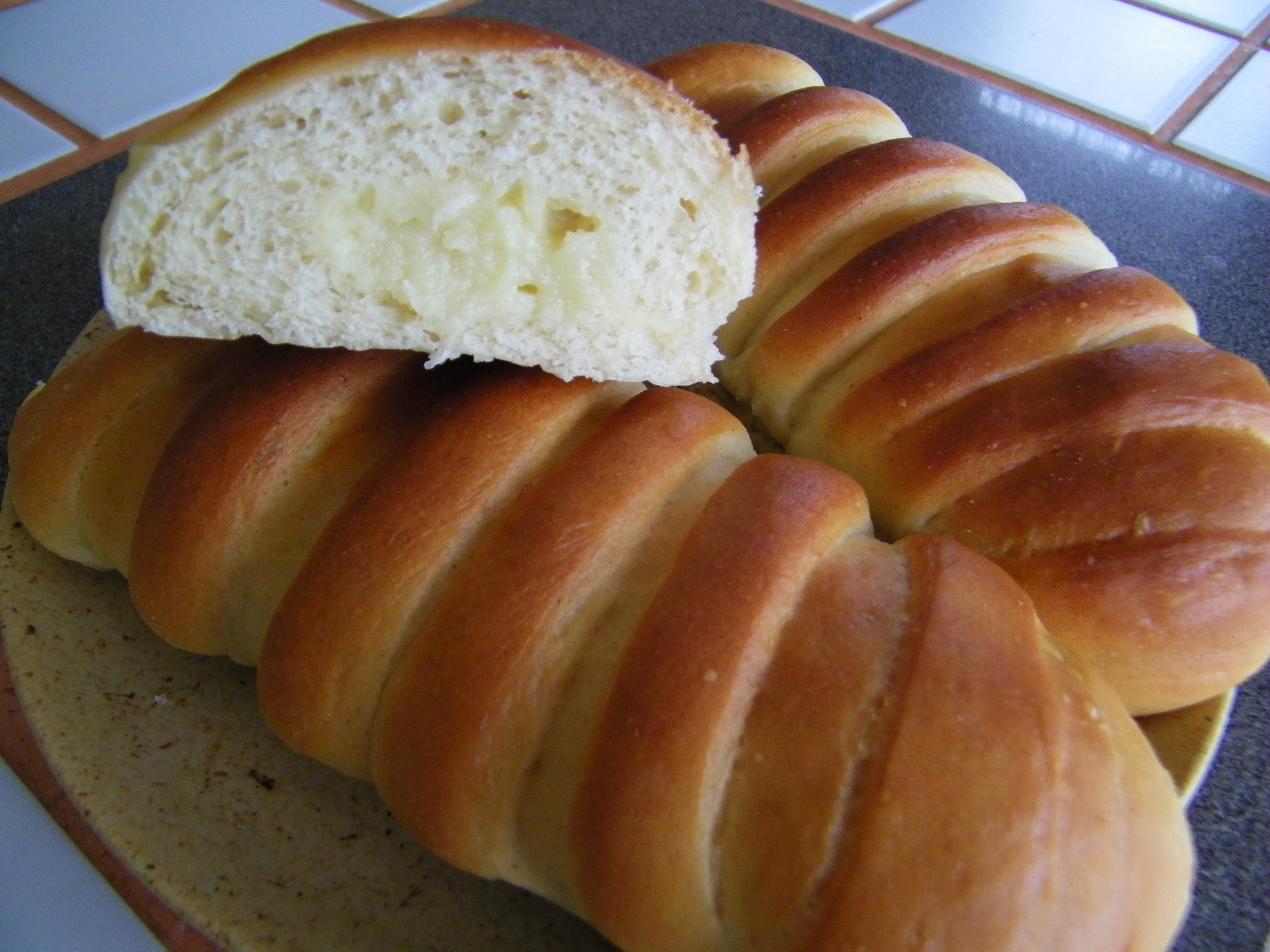 Vanilla Bean Pastry Cream