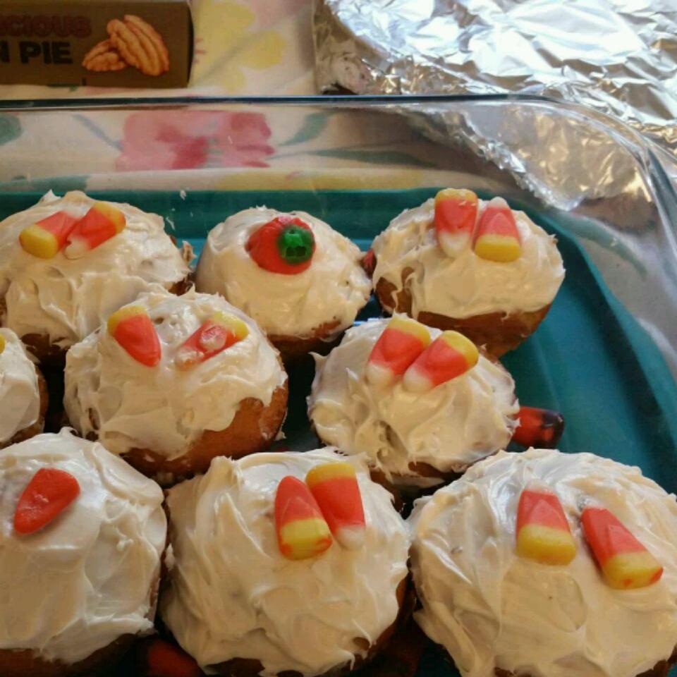 Candy Corn Cupcakes Sarah Joy Skipper