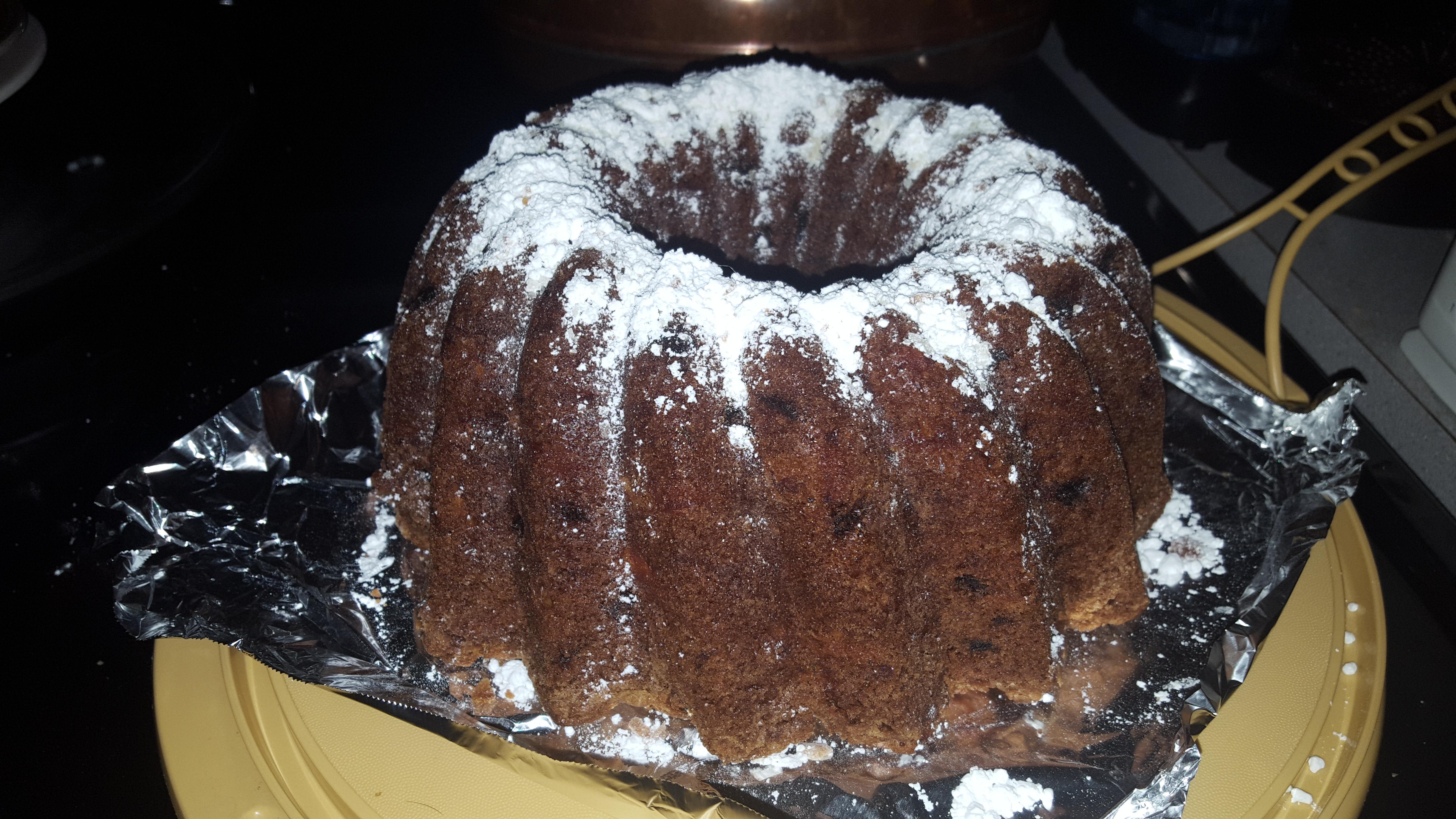 Fresh Apple Cake Vincent Warnock