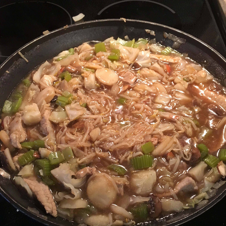 Pork Chow Mein Dgates