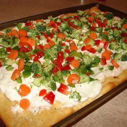 Vegetable Pizza I manda85