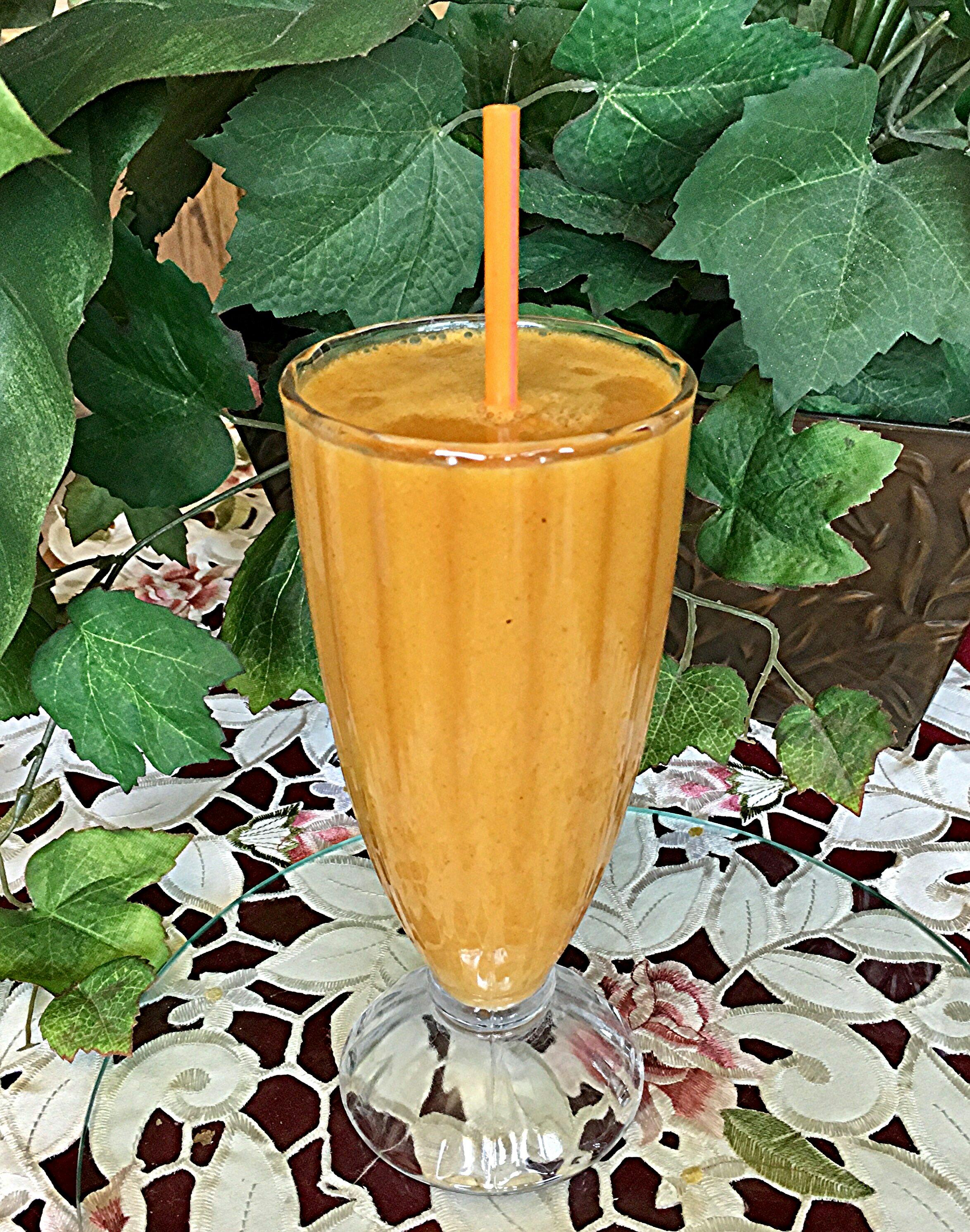 Wizard's Pumpkin Juice