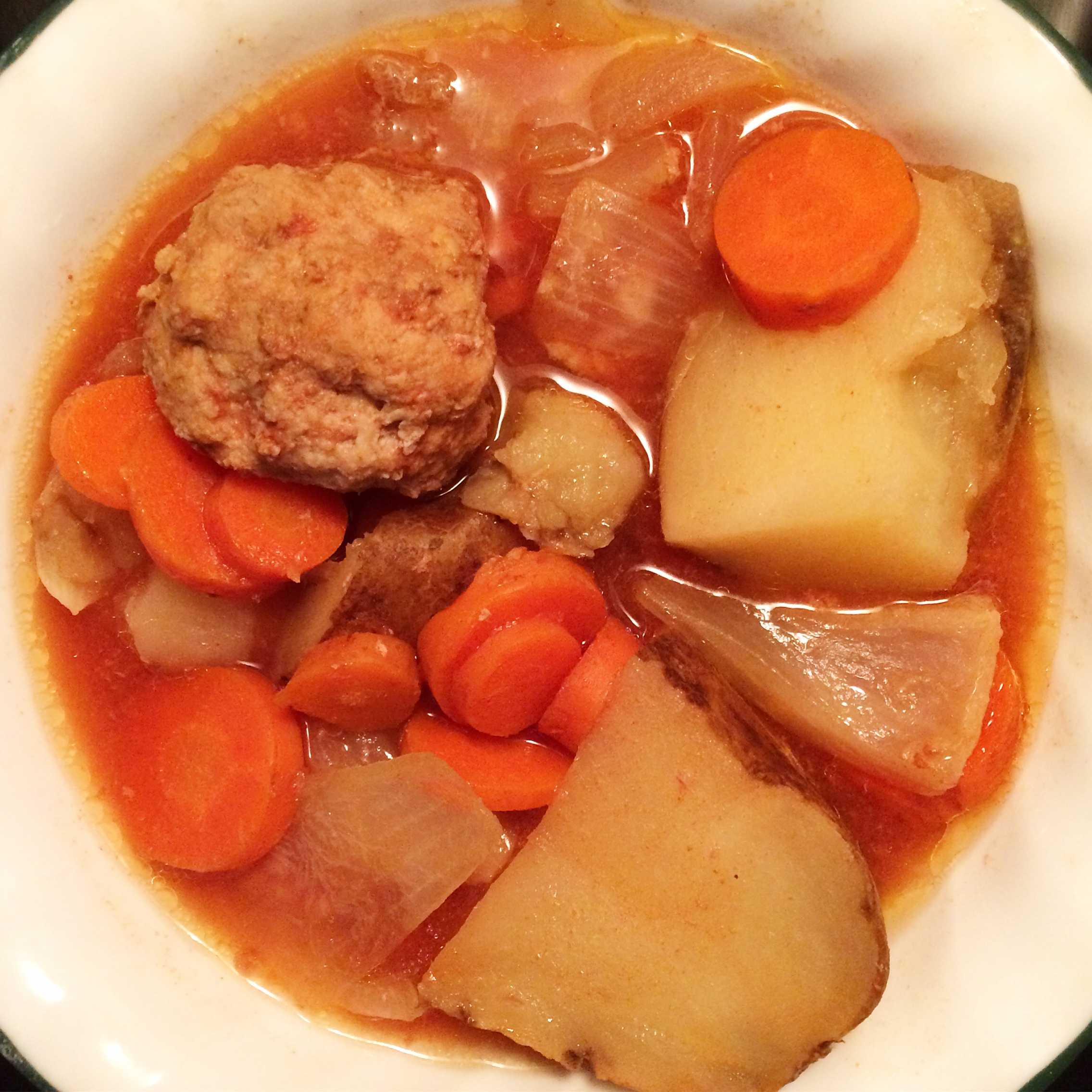 Caveman Stew