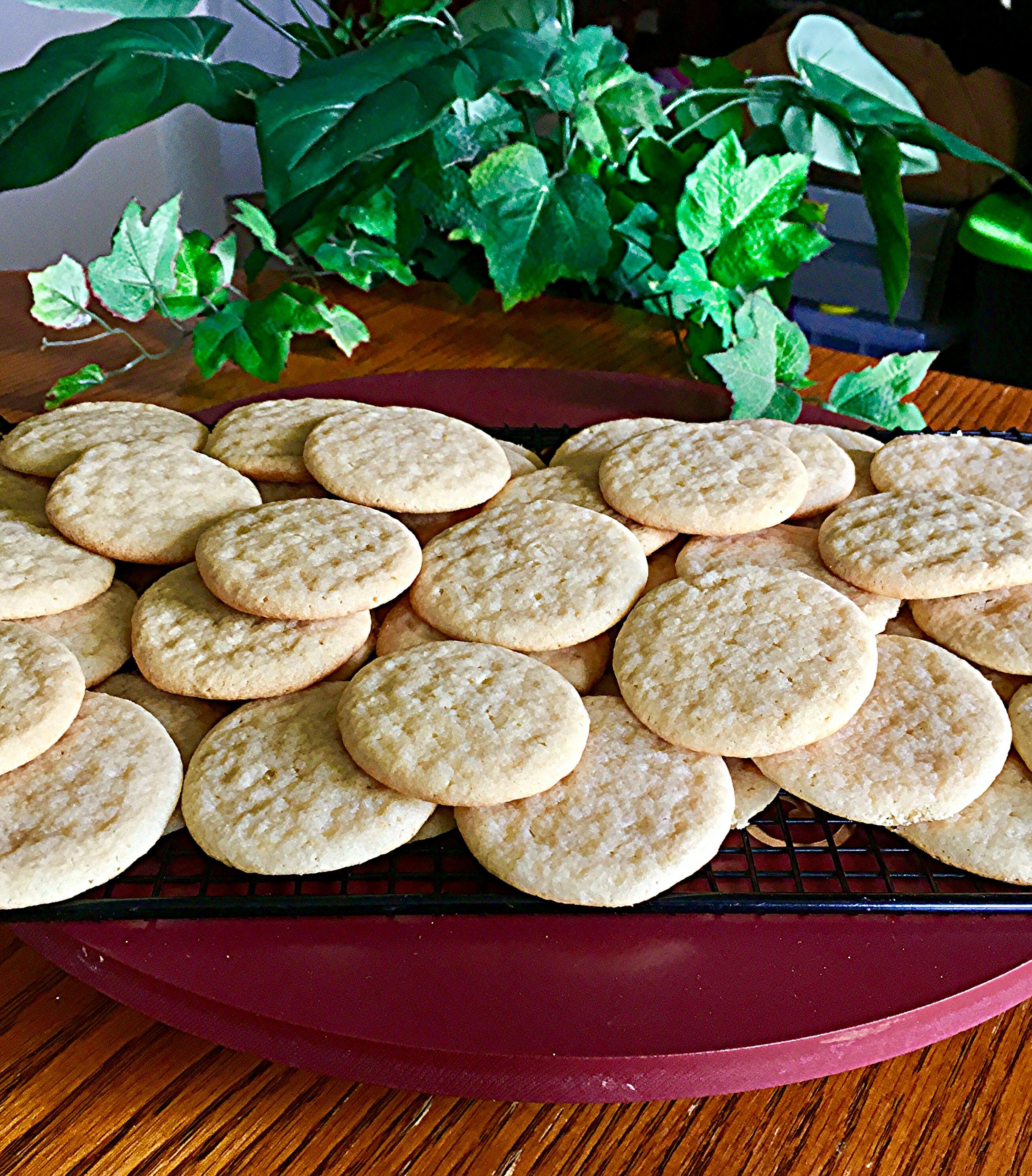 Queso Fresco Sugar Cookies
