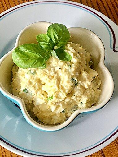Potato Salad Recipe Cream Cheese