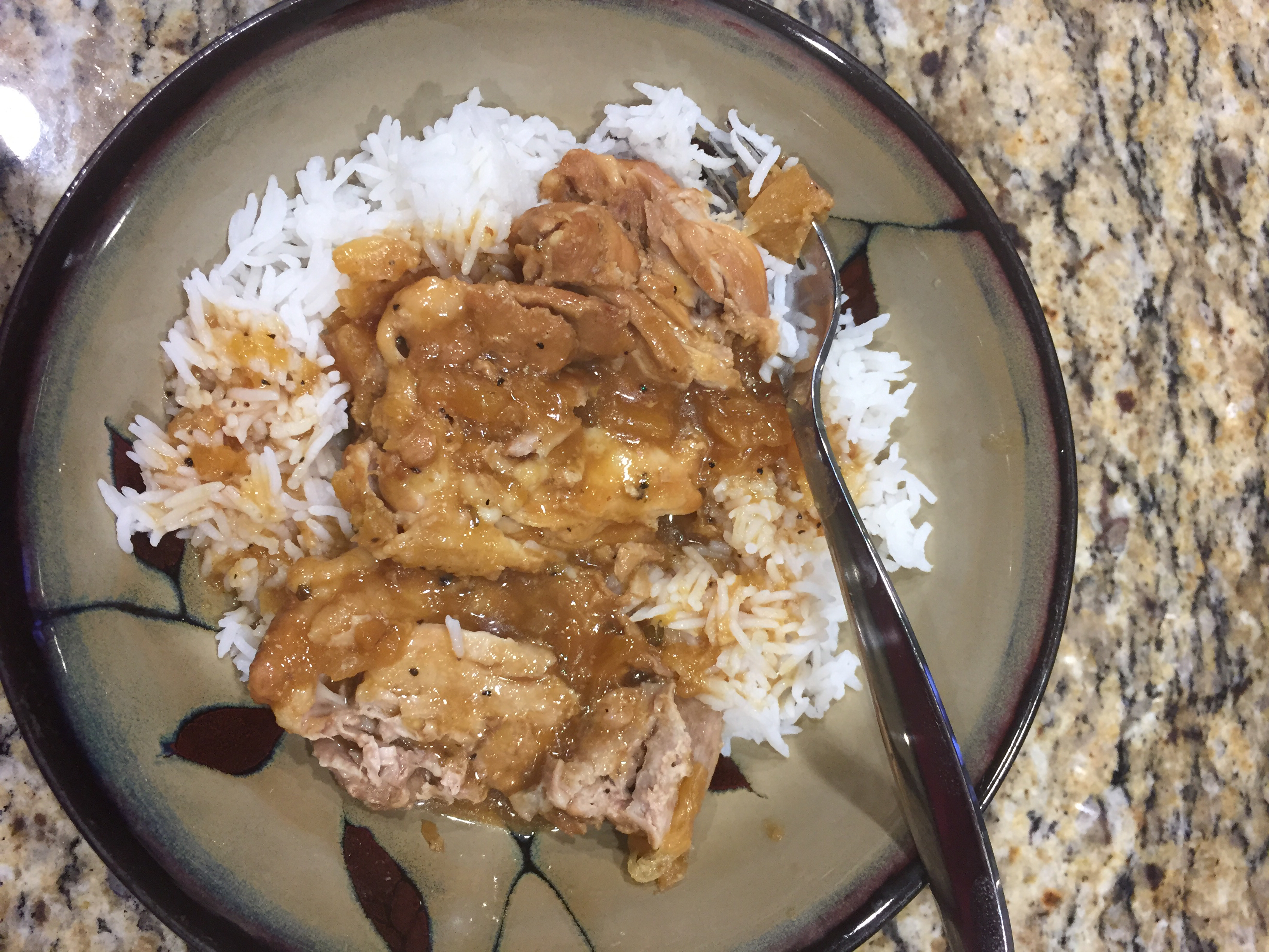 Pressure Cooker Teriyaki Chicken