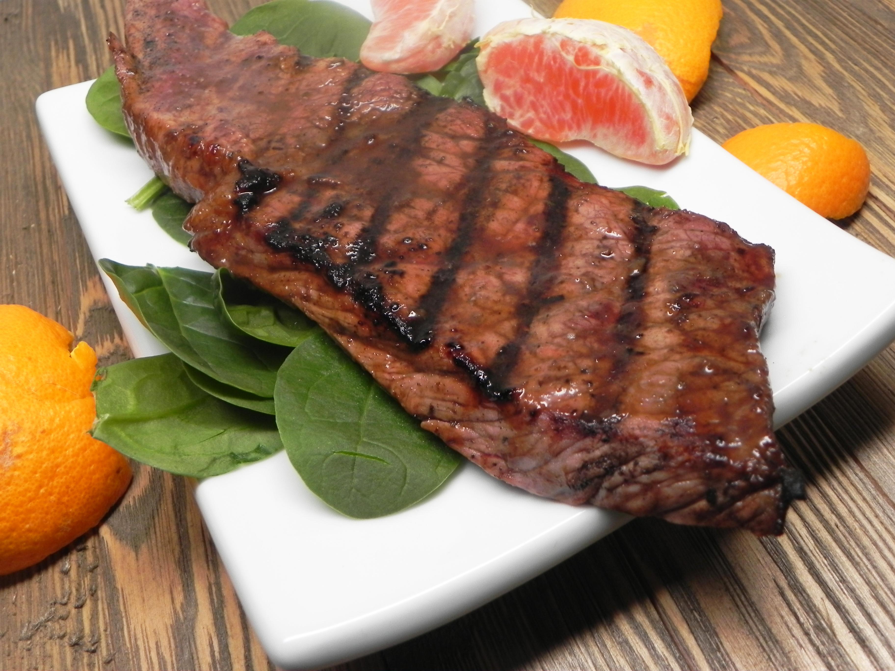 Citrus Steak Marinade
