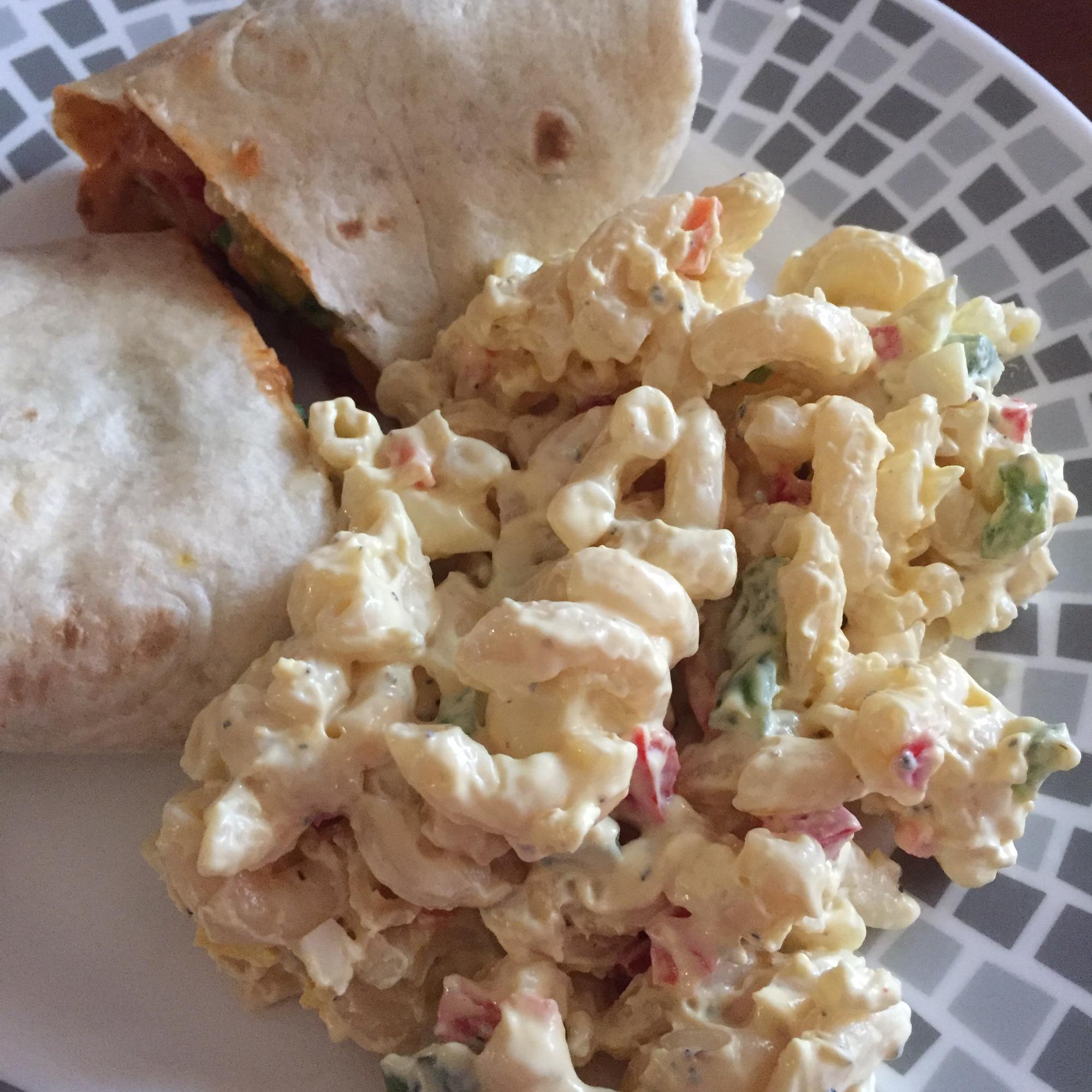 Mom's Best Macaroni Salad