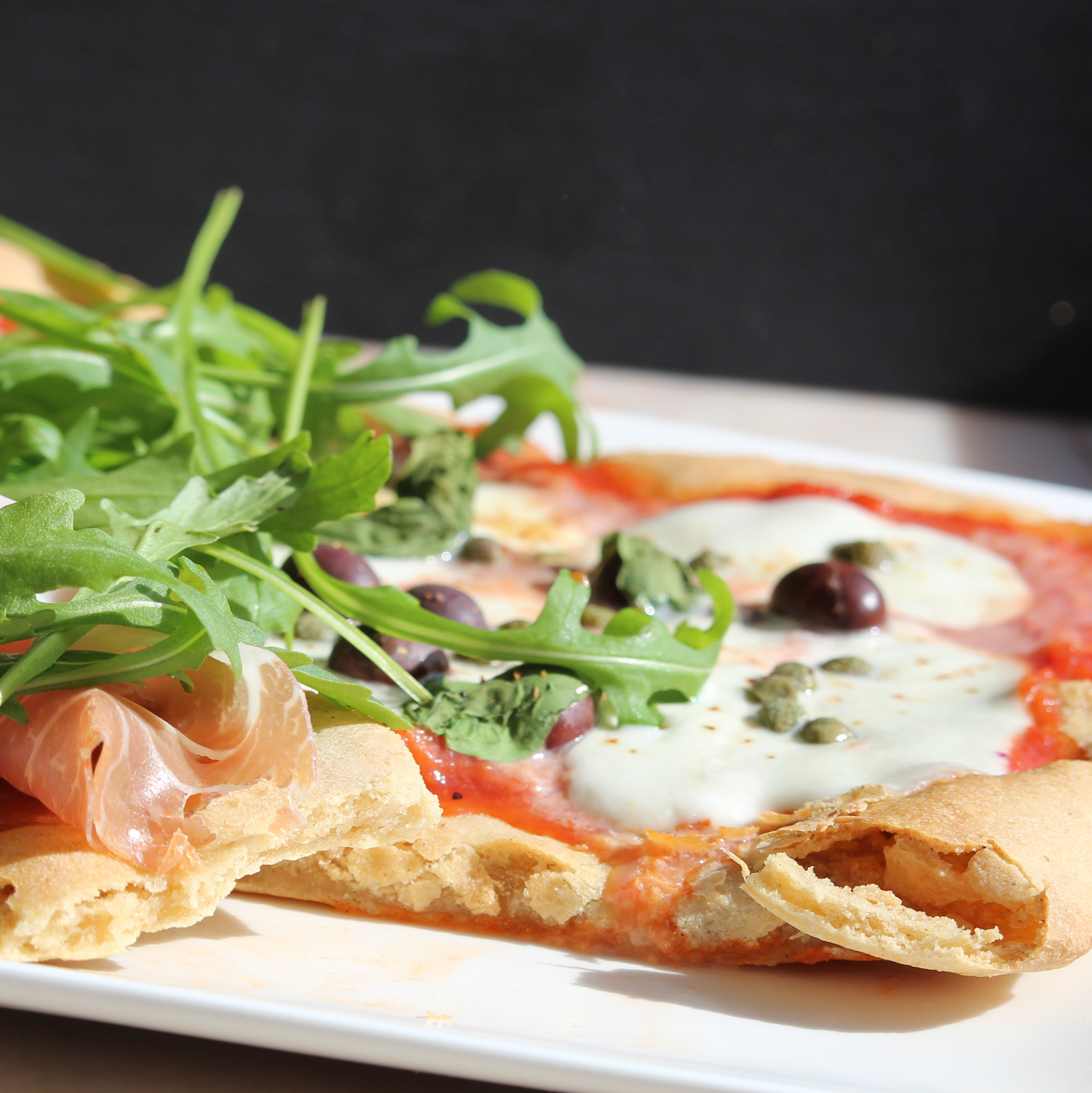 Gluten-Free Pizza Crust or Flatbread