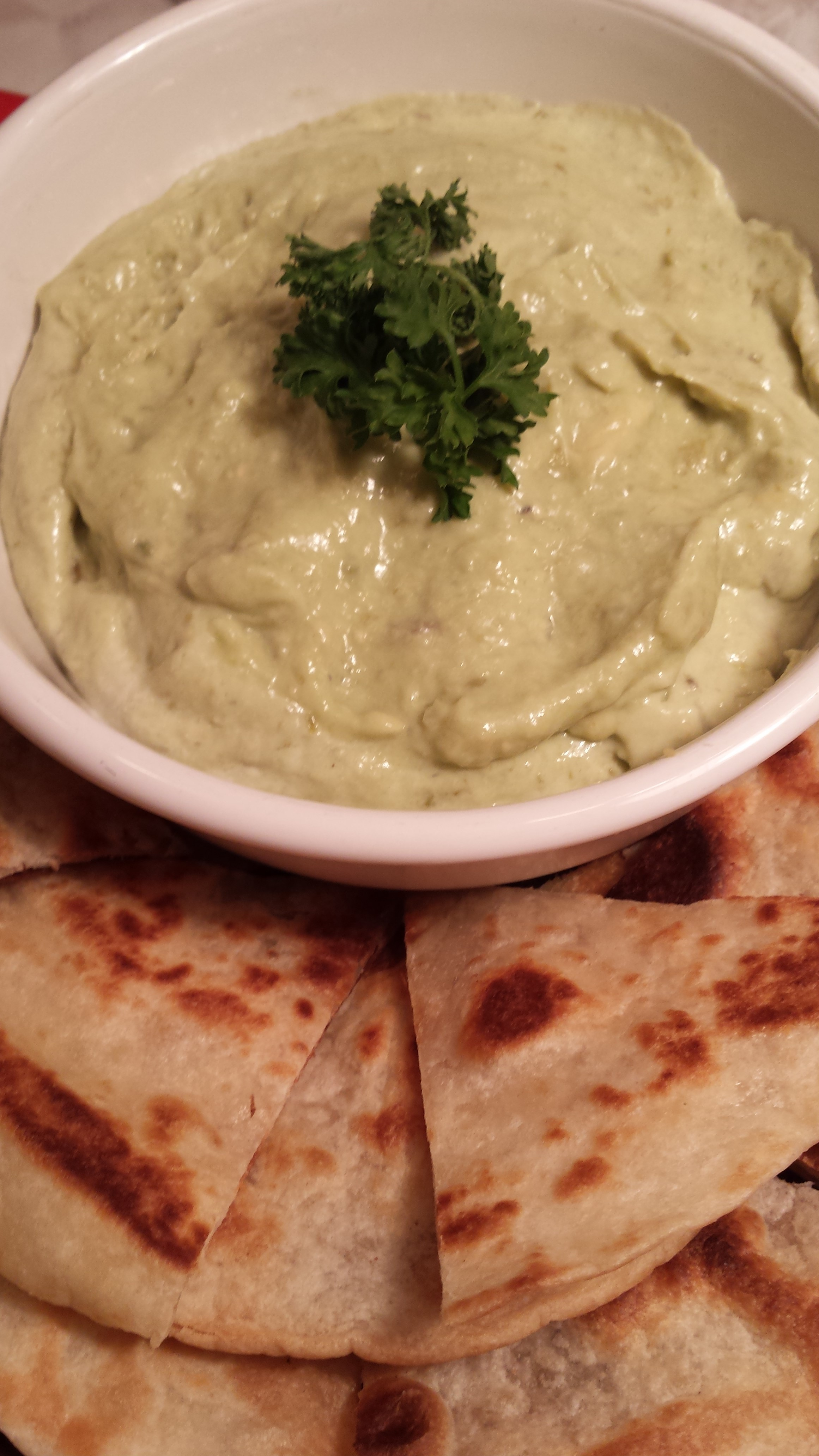 Ninfa's Green Tomato Salsa