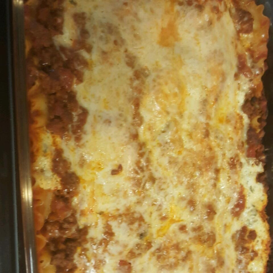 RAGÚ® No Boiling Lasagna Renee Chapman Meyers